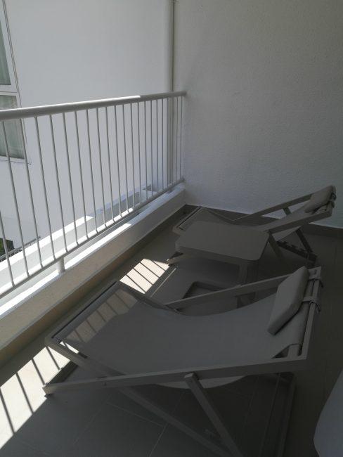 penang-hilton部屋の眺めがいいベランダ