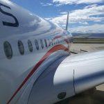 関西空港マレーシア航空マレーシア航空A350-900ビジネスクラス搭乗