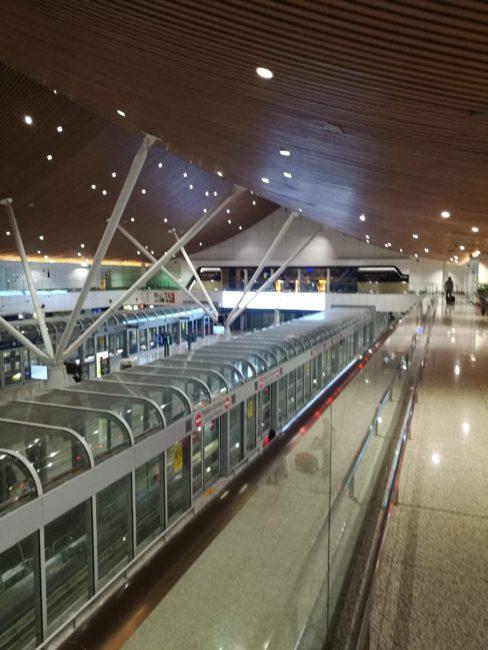 クアラルンプール空港ゴールデンラウンジ