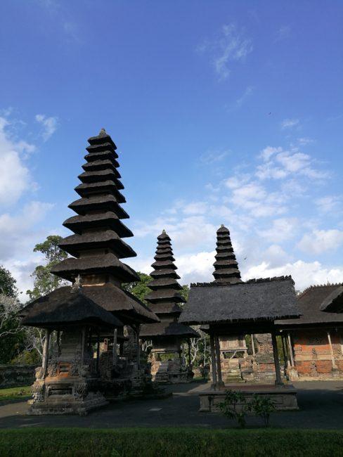 バリ島タマンアユン寺院