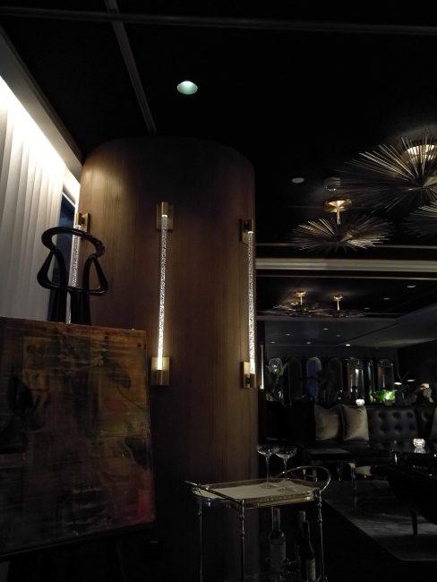 ウォルドーフアストリアバンコク最上階ザ・シャンパン・バー