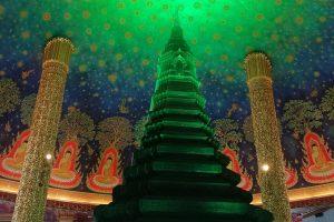 インスタ映タイの寺ワットパクナムの全貌
