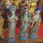 インスタ映タイの寺ワットパクナム3階