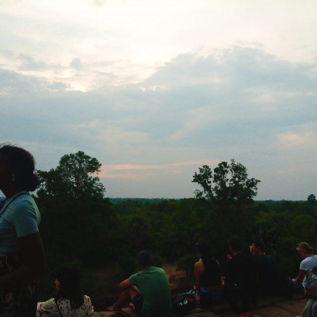 ベルトラカンボジアツアープレループサンセット