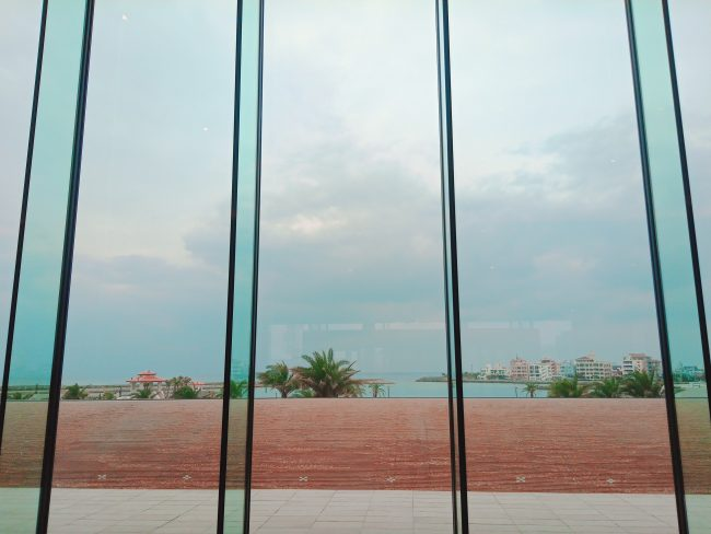 ヒルトン沖縄北谷リゾートエントランス