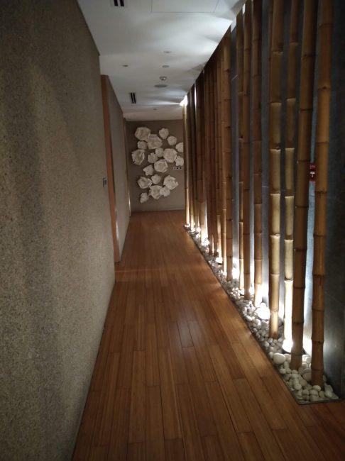 ホーチミンspaスパTHANN(タン)廊下