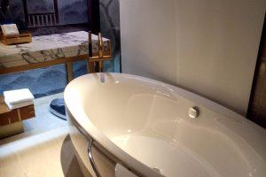 インディゴホテルバンコクバスルーム