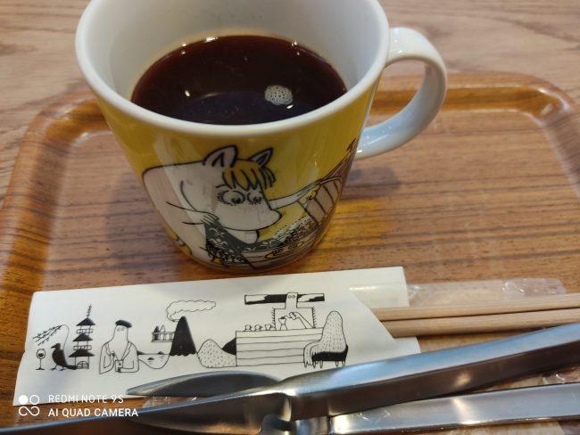 ザコーヒーバー 岡山駅